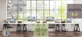 نگاهی به ویژگیها و اطلاعات فاش شده از جوملا 3.8 و 4