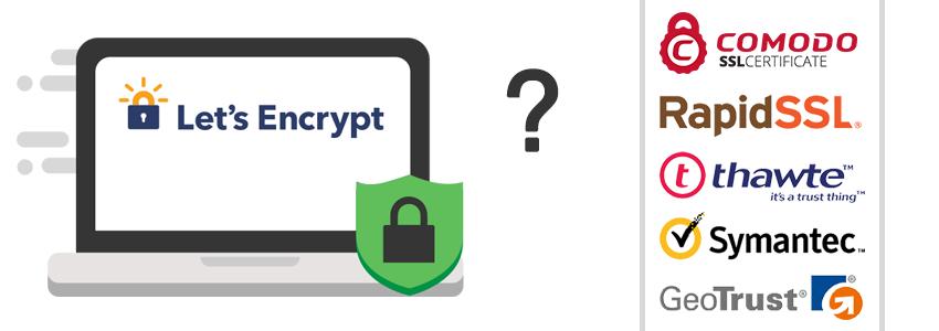 تفاوت letsencrypt با سایر گواهینامه های ssl
