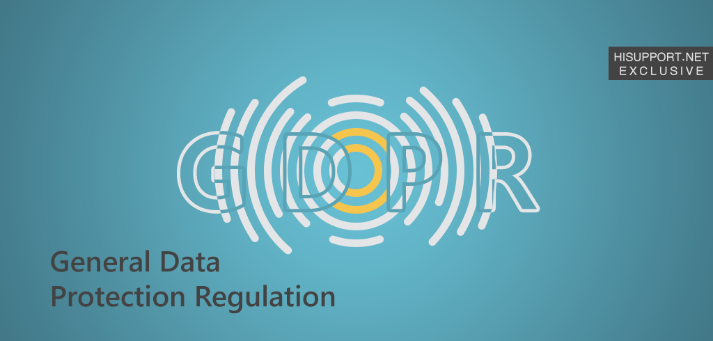 تغییر رویه دامنه ها با قانون GDPR