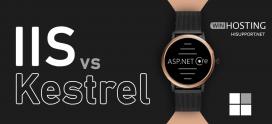 مقایسه Kestrel و IIS در ASP.NetCore